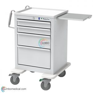 Waterloo 4 Drawer Short Model ESGKU 3369 LTG