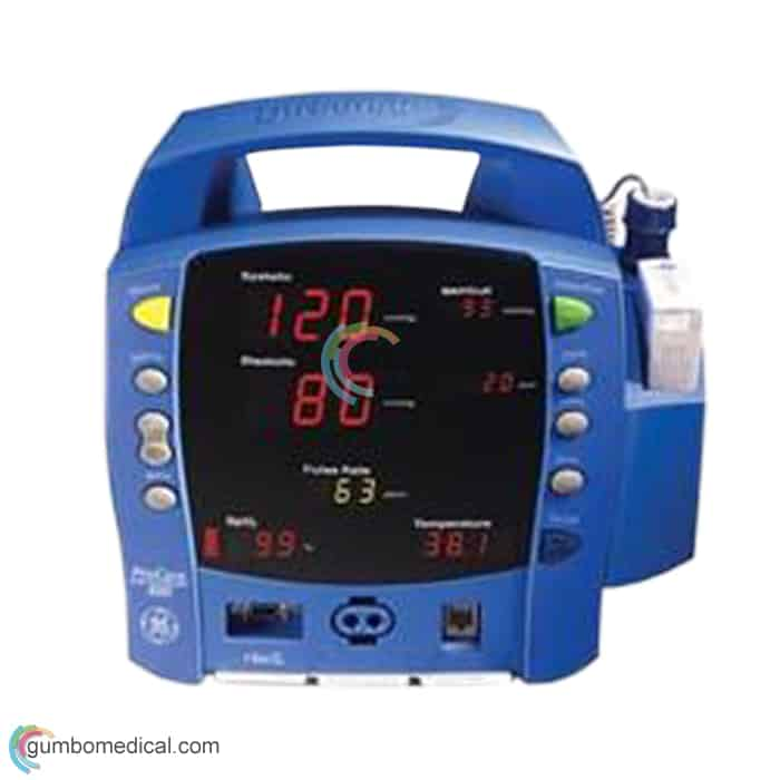 GE ProCare 400 Vital Signs Monitor