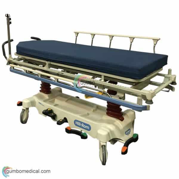 Hill-Rom P8005 Durastar Bariatric Stretcher - 700lbs