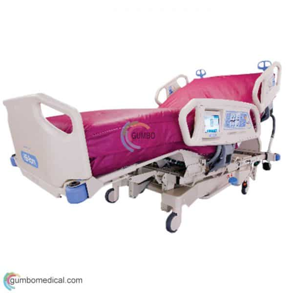 Hill-Rom TotalCare Sp02RT Hospital Bed