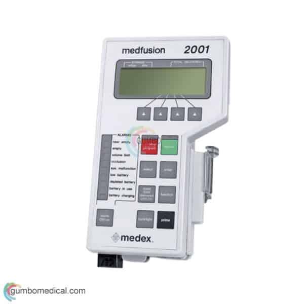 MedFusion 2001 Syringe Pump