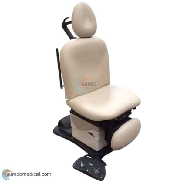 Midmark 630 Barrier Free Power Procedure Chair