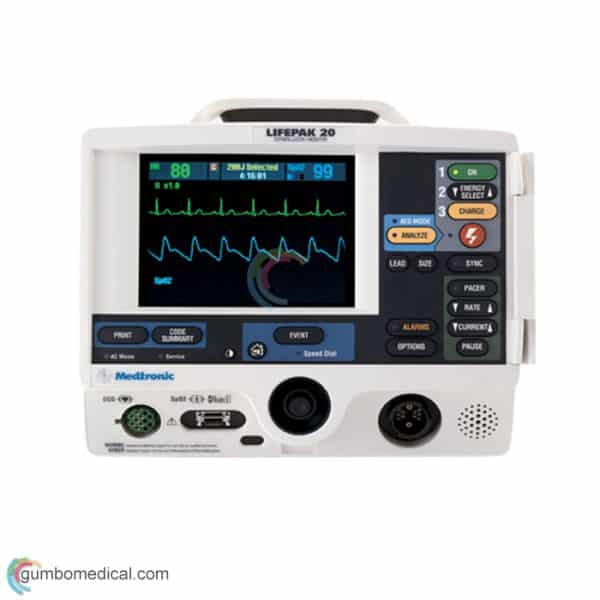 Physio Control Lifepak 20 Defibrillator