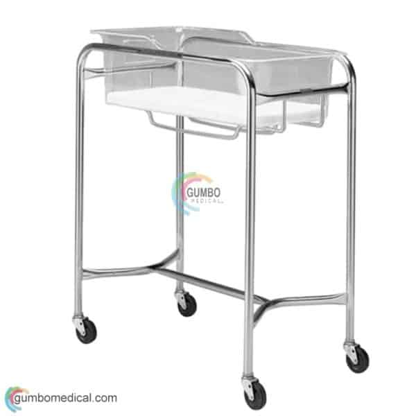 Stainless Steel Bassinet