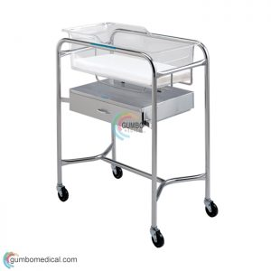 Stainless Steel Bassinet P1110BSS