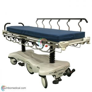 Stryker 1231 Big Wheel Stretcher