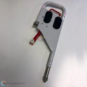 Stryker Head Piece Left