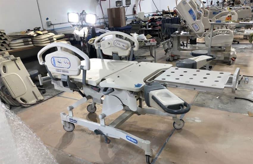 Hospital Bed Restoration